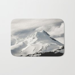 Marvelous Mount Hood Bath Mat