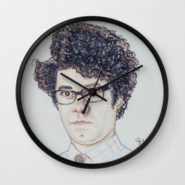 22. Moss Wall Clock
