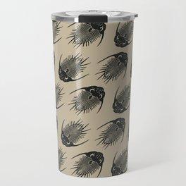 Trilobite Fossils Travel Mug