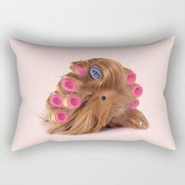 CURLY GUINEA PIG Rectangular Pillow