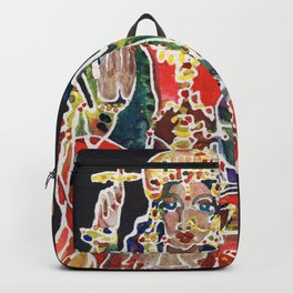 Goddess Durga Backpack