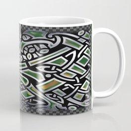 Celtic Birds Knot Work 3D Coffee Mug