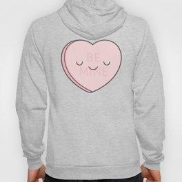 Pink Sweet Candy Heart Hoody