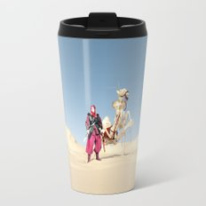 the dromedary Travel Mug