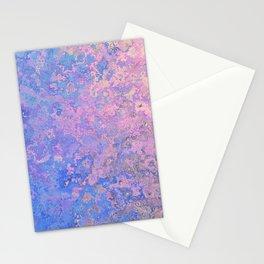 Vaporwave Rust Stationery Cards