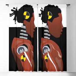 Asap Rocky - Test Dummy Blackout Curtain