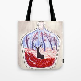 Captured Tote Bag