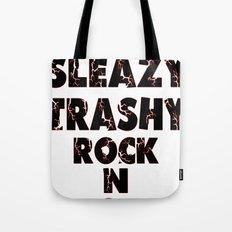 Rock N Roll Tote Bag