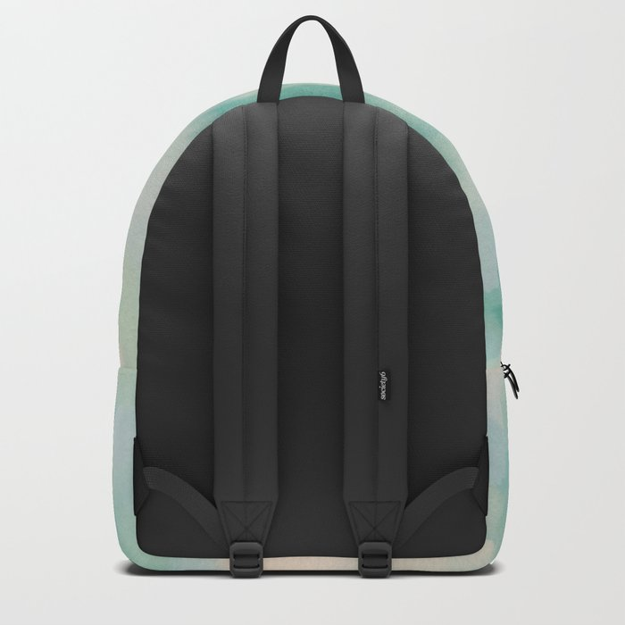 Abstract watercolor 2 Backpack