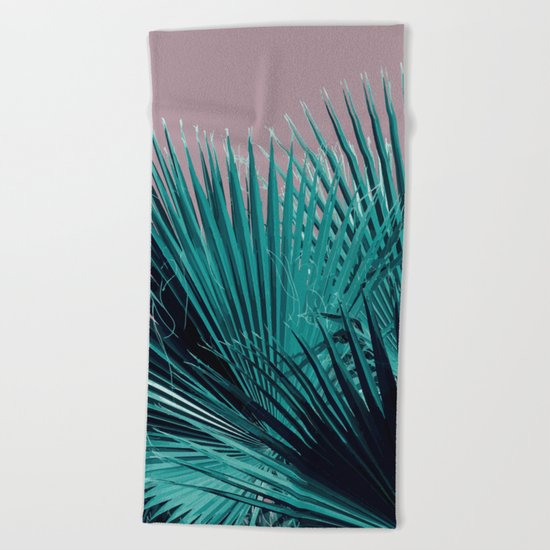 Tropical Dream #society6 Beach Towel