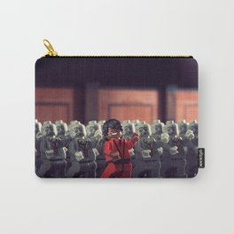 This is Thriller Carry-All Pouch
