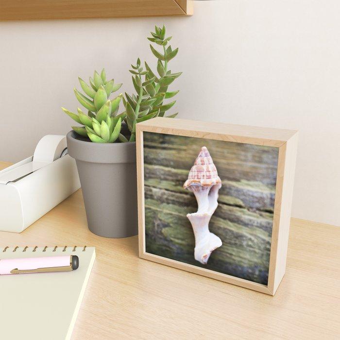 Twirl Framed Mini Art Print