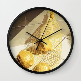 lemmon Wall Clock