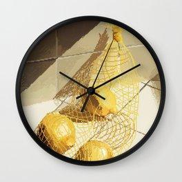 lemmon Wall Clock