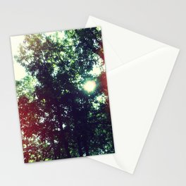 Up Above  Stationery Cards