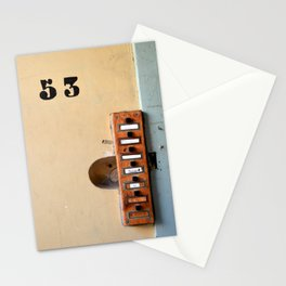 Ring my bell Stationery Cards