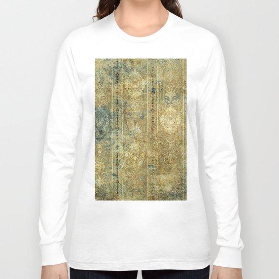 Pattern Long Sleeve T-shirt
