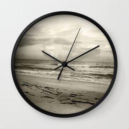 Georgia Coast Wall Clock