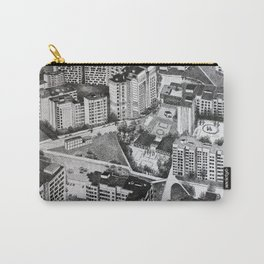 Graphic art, urban, city Carry-All Pouch