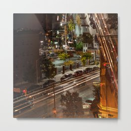 25th and No Where Metal Print