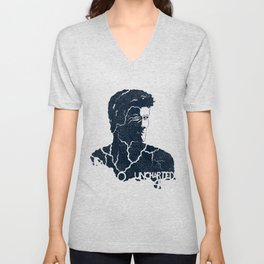 Uncharted Waters Unisex V-Neck