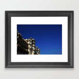 Udaipur Framed Art Print