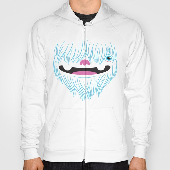 Happy Yeti Hoody