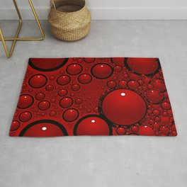 Shining Bubbles Rug