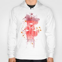 transformers Hoodies featuring Grunge Transformers: Autobots by Sitchko Igor