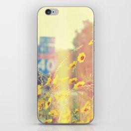 Begin West Interstate 40 iPhone Skin