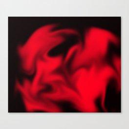 Greater Scream Canvas Print