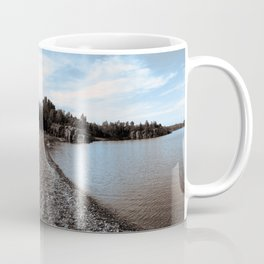 Art Print 1 Lake Superior Mirror 2 [Jordan E. Eismont, Cecilia Lee] Coffee Mug