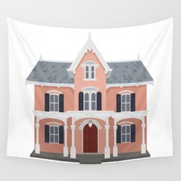 Carpenter Gothic Wall Tapestry