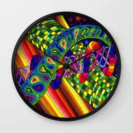 #245 Wall Clock