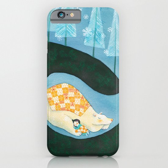 Hibernating Together iPhone & iPod Case