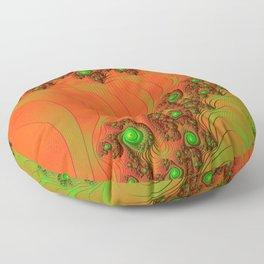 spiralz -1- Floor Pillow