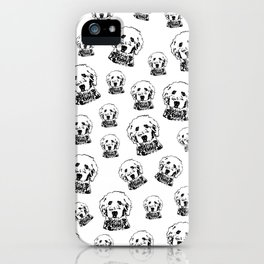 Goldendoodle Dog Gifts iPhone Case