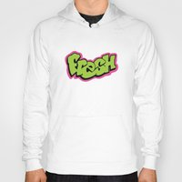 fresh prince Hoodies featuring Fresh by MartiniWithATwist