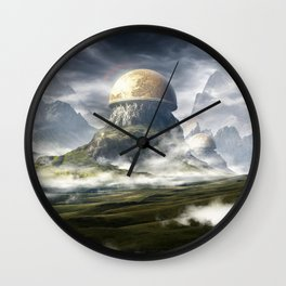 Observatorium Wall Clock