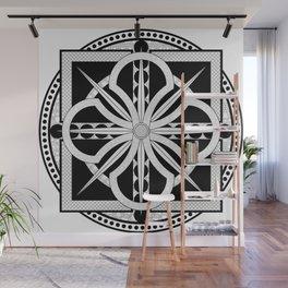 Viking Inspired Wall Mural