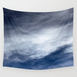 Sky Clouds Wall Tapestry