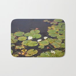 Lillies Bath Mat