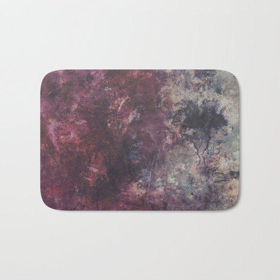 acrylic grunge Bath Mat