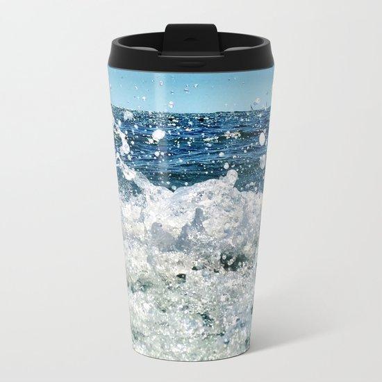 Surface Metal Travel Mug