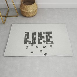 Lets Play a Game Rug