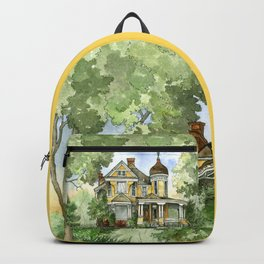 Victorian Summer Backpack