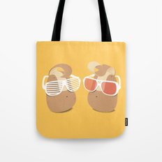 Cool Potatoes Tote Bag