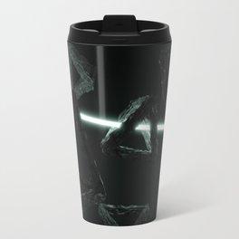 Space Triangles Travel Mug