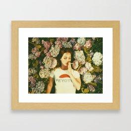 Florida Kilos Framed Art Print