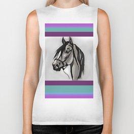 Horse 2 WIP Biker Tank